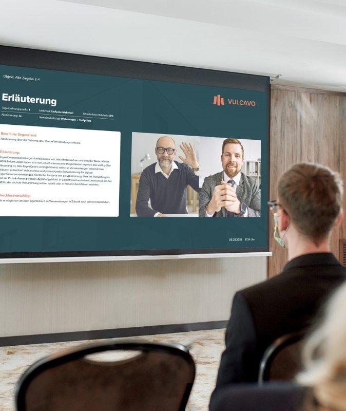 Versammlung digitalisieren